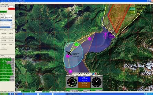 ETLG - MicroPilot Horizon (Ground Control Software)